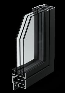 profilo in acciaio M65 - MOGS